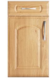 Small vinyl door